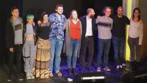 Els vuit finalistes de la mostra PortAutors 2018, al Teatret del Serrallo