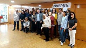 Entrega de premis de la 4a edició del Bibliojoc de Salou