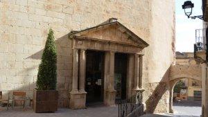 Església Vella de Mont-roig del Camp