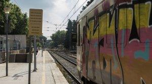 Estació Tren Salou
