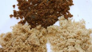 Existen diferentes tipos de azúcar según su procedencia, pureza o forma de elaboración.