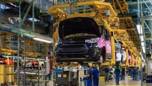 Fàbrica Ford d'Almussafes