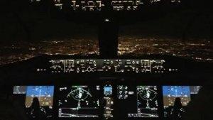 Fins a 3 pilots d'avions van denunciar l'albirament d'objectes estranys al cel
