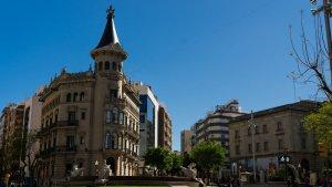 Font del Centenari a Tarragona