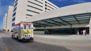 hospital i ambulància samu