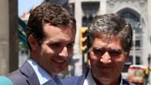 Ignacio Cosidó, portaveu del PP al Senat, es congratula del pacte amb el PSOE sobre la cúpula judicial