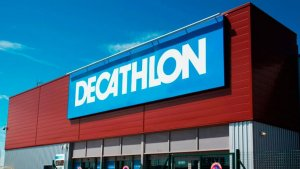 Imagen de archivo de Decathlon