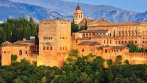Imagen de archivo de la Alhambra