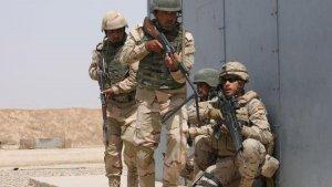 Imagen de varios soldados del ejército español.