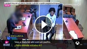Imagen del video que 'Espejo Público' emitió en exclusiva sobre la declaración de Ana Julia Quezada en el que narra el asesinato del niño Gabriel Cruz.