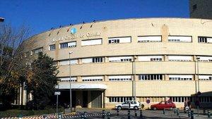 Imatge d'arxiu de l'Hospital General de Castelló