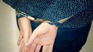Imatge d'arxiu d'una detenció dels Mossos d'Esquadra