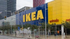 Imatge de la botiga Ikea a l'Hospitalet de Llobregat.