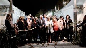 Inauguren la 22a edició de la Fira de l'Oli DOP Siurana a Reus