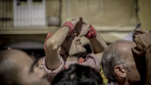 Jordi Surinach ha estat el portaveu de la junta gestora tècnica dels Xiquets de Tarragona