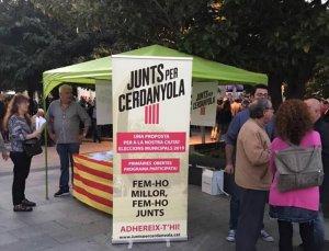 Junts per Cerdanyola convoca dues taules de debat
