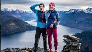 Kilian Jornet i la seva parella Emelie Forsberg han anunciat així que seràn pares d'un nen a l'hivern