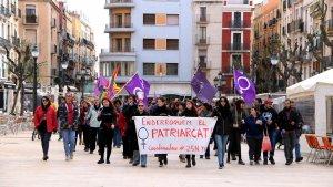 La marxa, celebrada aquest diumenge, 25 de novembre, a les 12 del migdia, ha comptat amb la participació de 100 persones.