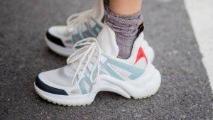 Las 'chunky sneakers' o también conocidas como 'ugly sneakers' con el nuevo 'must have'
