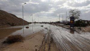 Las lluvias han causado muchos problemas en Jordania