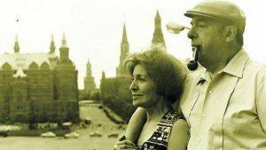 Las mejores frases de Pablo Neruda, aquí junto a su esposa.