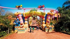L'atracció estarà ubicada a l'àrea de SésamoAventura.