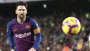Leo Messi no s'ha presentat al jutjat de primera instància de Girona pel cas d'un contracte 'fantasma'