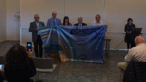 Les platges de l'Hospitalet de l'Infant són reconegudes amb la Bandera Ecoplayas 2018