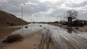 Les pluges han causat molts problemes a jordània