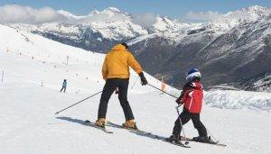 L'estació d'esquí de Boí Taüll