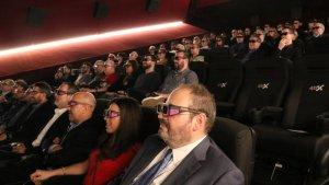 L'Hospitalet de Llobregat estrena la primera sala de cinema 4DX de Catalunya