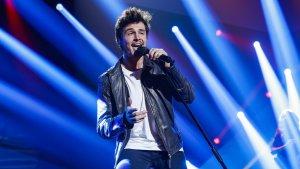Miki, molt criticat a les xarxes, per cantar una cançó en català a 'OT'