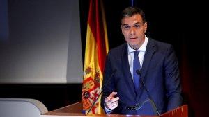 Pedro Sánchez no descarta convocar eleccions el mateix dia dels comicis municipals