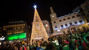 Rens encén els llums de Nadal 2017