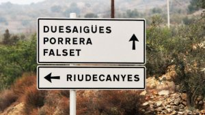 Riudecanyes, Duesaigües, Porrera, Falset, Baix Camp, Priorat