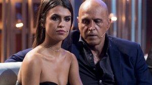 Sofía Suescun y Kiko Matamoros en uno de los debates de 'GH VIP 6'