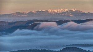 Un cop acabat l'octubre, el paisatge del Pirineu està ple de postals hivernals