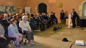 Una imatge de la cerimònia d'entrega de premis del passat dissabte, 17 de novembre.