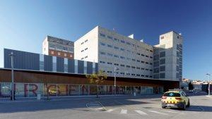 Urgències de l'Hospital Joan XXIII.
