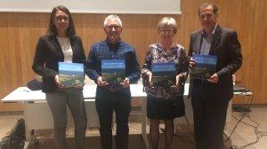 Vandellòs i l'Hospitalet de l'Infant publiquen un llibre amb els seus espais més significatius