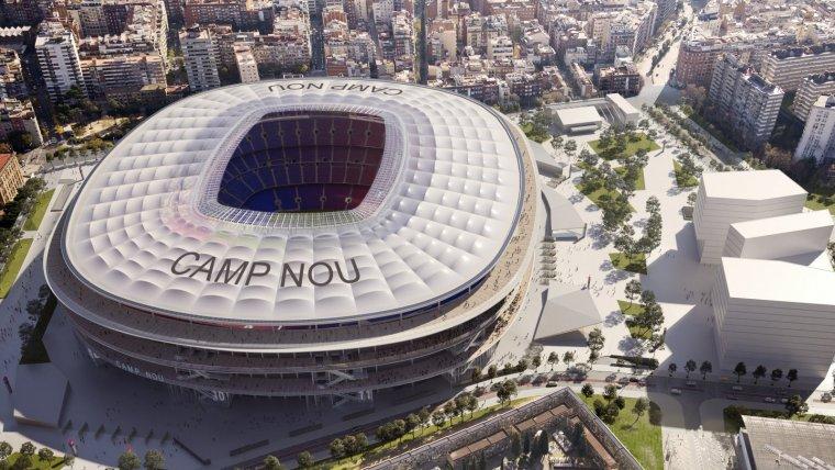 El nou Espai Barça.