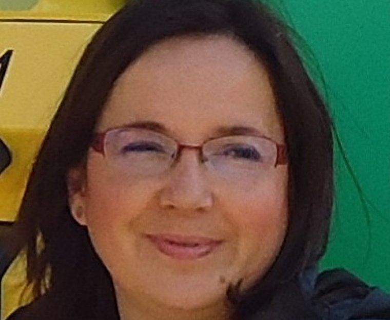Elena Montesinos, membre de Podem Rubí i del Grup Motor de Catalunya en Comú