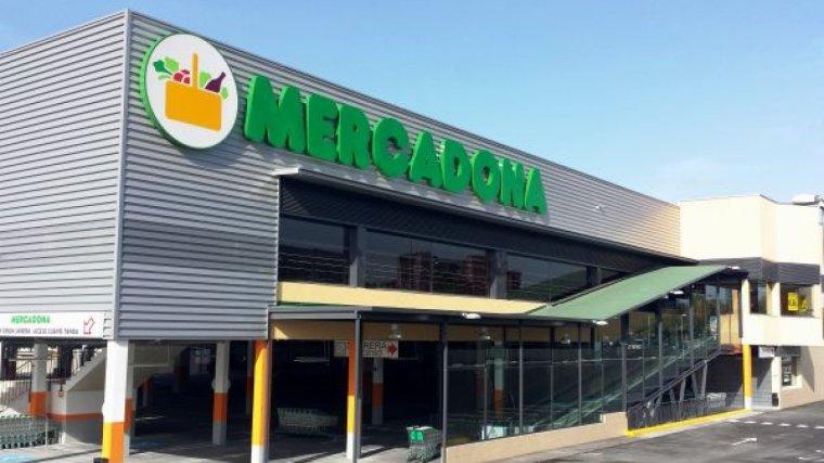 Imagen de archivo de un establecimiento de la cadena de supermercados Mercadona