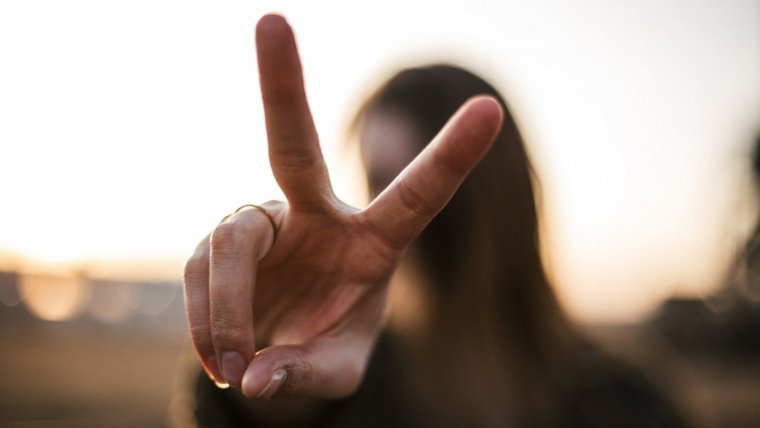 Una selección de frases de paz para compartir con quien más quieras.