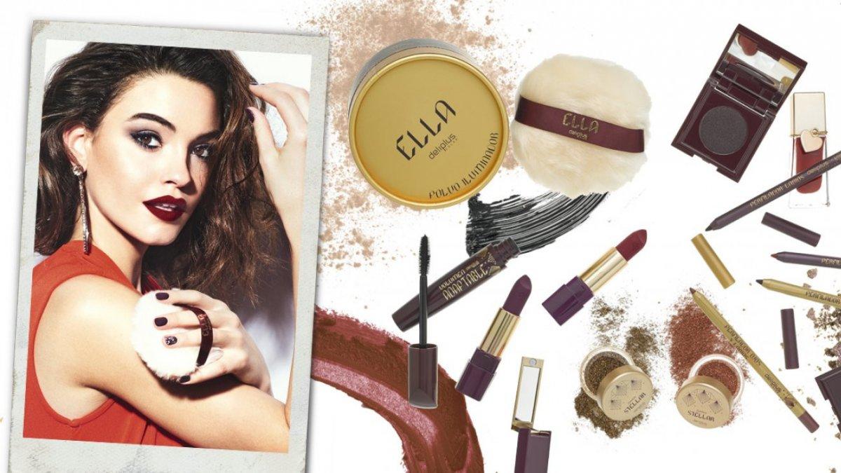 30bba402e ELLA, la colección de maquillaje de Mercadona perfecta para esta Navidad