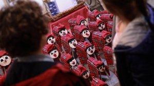 A les escoles coneixen les típiques tradicions nadalenques.