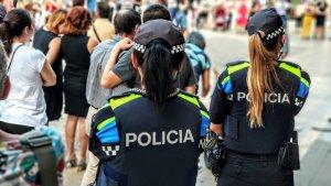 Agents de la Policia Local de Tortosa