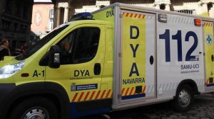Ambulancia Navarra
