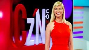 Anne Igartiburu la incombustible presentadora de 'Corazón'