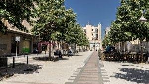 Avinguda del Carrilet a Reus